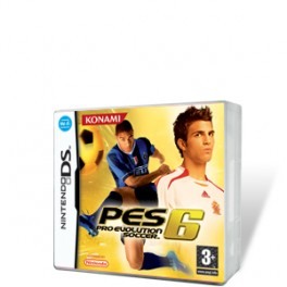 JUEGO NDS Pro Evolution Soccer 6 - Inside-Pc