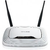 ROUTER WIFI 300 MBPS + SWITCH 4 PTOS ANTENAS FIJAS TP-LINK - Inside-Pc