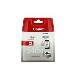 CARTUCHO CANON CL-546XL COLOR  MG2250/2255/2550 - Inside-Pc