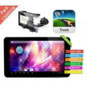 Pack Camiones - Tablet - Telefono - GPS + Soporte Ventosa + Sygic Truck Android - Inside-Pc