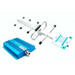Repetidor-Amplificador Señal Telefonía Móvil GSM 900 MHz - Inside-Pc