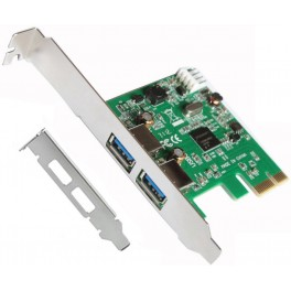 CONTROLADORA MINI-PCIE 2XUSB3.0 PCI-E L-LINK - Inside-Pc