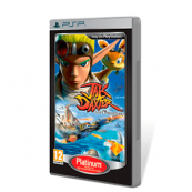 JUEGO PSP JAK & DAXTER: THE LOST FRONTIER (PLATINUM) SEMINUEVO - Inside-Pc