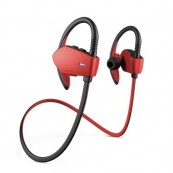 Auriculares Energy Sport 1 Bluetooth Rojos  - Inside-Pc