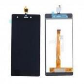"""Pantalla Táctil + LCD Wiko Pulp 5"""" Negro - Inside-Pc"""