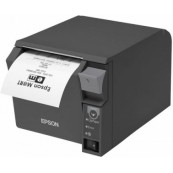 IMPRESORA TICKETS EPSON TM-T70II USB NEGRO - Inside-Pc