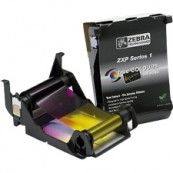 PACK TINTA ZEBRA RIBBON YMCKO - Inside-Pc