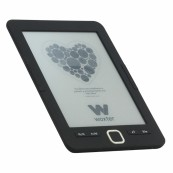 "E-BOOK WOXTER SCRIBA 195 6"" 4GB E-INK NEGRO - Inside-Pc"