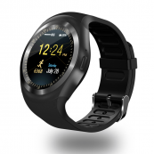 Smartwatch Bluetooh+SIM S9 Negro - Inside-Pc