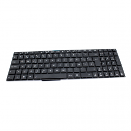 Repuesto Asus. Teclado Asus X555 Series Negro - Inside-Pc