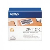 ETIQUETAS PAPEL PRE-CORTADA BROTHER DK11240 102x152 MM 200E QL1050 - QL1060N - Inside-Pc
