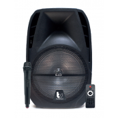 "Altavoz Autoamplificado 470W 15"" ThunderSound Biwond - Inside-Pc"