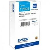 CARTUCHO TINTA EPSON C13T789240 CIAN XXL 4000 PAGINAS - Inside-Pc