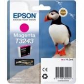 CARTUCHO TINTA EPSON C13T32434010 MAGENTA ULTRACHROME HI-GLOSS2 - Inside-Pc