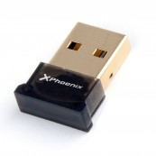 ADAPTADOR BLUETOOTH 4.0 PHOENIX PHUSBBTADAPTER NANO DONGLE USB 2.0 WINDOWS - MAC  - Inside-Pc