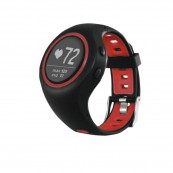 RELOJ BILLOW XSG50 GPS SPORT WATCH NEGRO - ROJO - Inside-Pc