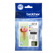 CARTUCHO BROTHER LC3211BK 400PG PACK 4 COLORES - Inside-Pc