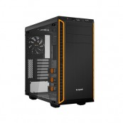 TORRE ATX BE-QUIET PURE BASE 600 WINDOW BLANCA - NARANJA VENTANA - Inside-Pc
