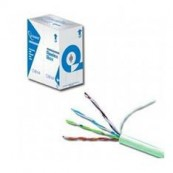 BOBINA DE CABLE ETHERNET UPC-5004E-SOL CAT5E - UTP - RJ45 - 305M - Inside-Pc