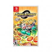 JUEGO NINTENDO SWITCH SUSHI STRIKER WAY OF SUSHIDO - Inside-Pc