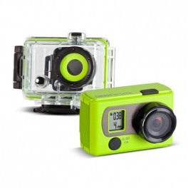 Energy Sport Cam Play (Full HD 1080p 30fps, 5MP, Accesorios deportivos, Waterproof)