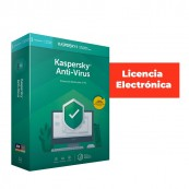 ANTIVIRUS ESD KASPERSKY 5 USUARIOS LICENCIA ELECTRONICA - Inside-Pc