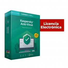 ANTIVIRUS ESD KASPERSKY 5 Users 2 Year Renewal Electronic License - Inside-Pc