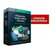 ANTIVIRUS ESD KASPERSKY SMALL OFFICE RENOVACIÓN 1 SERVIDOR + 5 PUESTOS - Inside-Pc