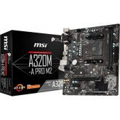 PLACA BASE MSI AMD AM4 A320M A PRO M2 - Inside-Pc