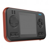 Consola Portatil + Powerbank 416 Juegos Naranja - Inside-Pc