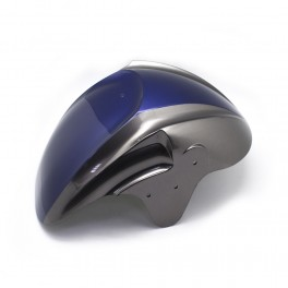 Front Fender Replacement for Electric Scooter E-Thor Blue - Inside-Pc