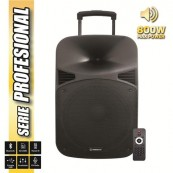 "Altavoz Autoamplificado 15"" 800W Serie PRO COOLSOUND - Inside-Pc"