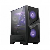 TORRE ATX MSI MAG FORGE 100M RGB NEGRO - Inside-Pc