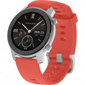 "SMARTWATCH XIAOMI AMAZFIT GTR - 42MM CORAL RED - 1.2"" - PULSÓMETRO - GPS - IP65 - Inside-Pc"