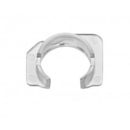 Repuesto iPhone 8 Plus Marco Plastico Circular Camara Frontal - Inside-Pc