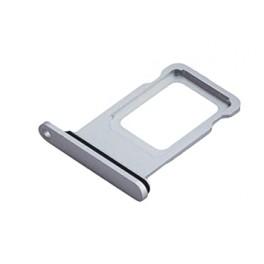 Repuesto iPhone XR Bandeja Tarjeta SIM Blanca - Inside-Pc