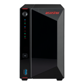NAS SERVER ASUSTOR 0TB 2 BAY - INTEL J4005 DC - 2GB - MAIL SERVER - USB3.2 - HDMI - Inside-Pc