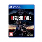JUEGO SONY PLAYSTATION PS4 RESIDENT EVIL 3 - Inside-Pc
