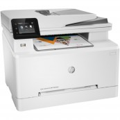 Impresora Multifunción Laser Color HP LaserJet PRO M283FDW FAX - 22PPM - USB - RED - WIFI - DÚPLEX IMPRESIÓN - Inside-Pc
