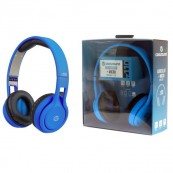 Auriculares + Micrófono CoolSound Z110 Azul - Inside-Pc