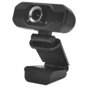 WEBCAM INNJOO CAM01 NEGRA FULL HD - 30FPS - USB 2.0 - Inside-Pc