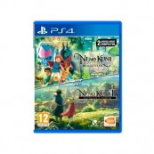 GAME SONY PS4 NI NO KUNI 1 - 2 COMPILATION - Inside-Pc