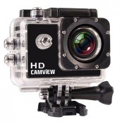 "Cámara Deportiva Full HD 720P 5MPX LCD 2"" CAMVIEW - Inside-Pc"