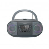 Radio-CD USB BOOM-GO-G Fonestar Gris - Inside-Pc