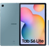 "TABLET SAMSUNG GALAXY TAB S6 LITE WIFI P610 AZUL - 10.4"" - OC - 64GB - 4GB - 8MPX - 5MPX - S-PEN - Inside-Pc"