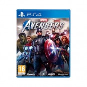 JUEGO SONY PLAYSTATION PS4 MARVEL S AVENGERS - Inside-Pc