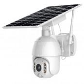 Cámara Seguridad Videovigilancia Energía Solar HD 1080p 4G - Inside-Pc