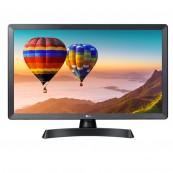 """LED TV 24"""" LG 24TN510S-PZ - HDMI USB DVB-T2 - SMART TV - WIFI Black - Inside-Pc"""