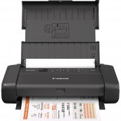 IMPRESORA PORTATIL CANON TR150 INYECCION COLOR PIXMA A4 - 9PPM - 4800PPP - USB - WIFI - BATERIA - Inside-Pc