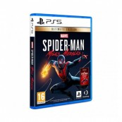 JUEGO SONY PLAYSTATION PS5 - SPIDER MAN MMORALES ULTIMATE EDITION - Inside-Pc